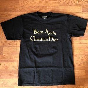 156b9635 Chinatown Market Shirts | Born Again Christian Dior Tshirt | Poshmark